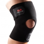 Фиксатор колена McDavid 409 Knee Wrap / adjustable w/ open patella